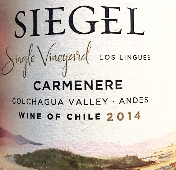 Single Vineyard 2014