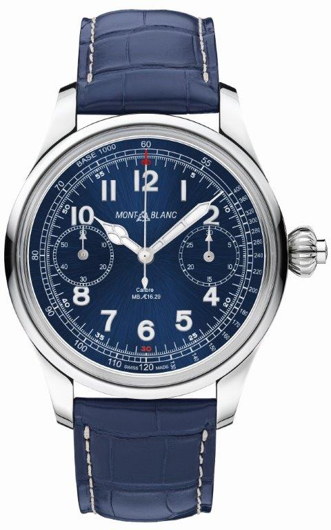 Montblanc 1858 Chronograph Tachymeter Limited Edition100.